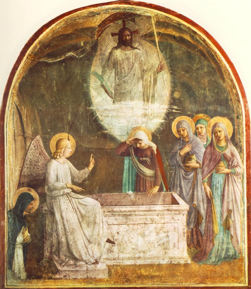 Fra Angelico Resurrection du Christ