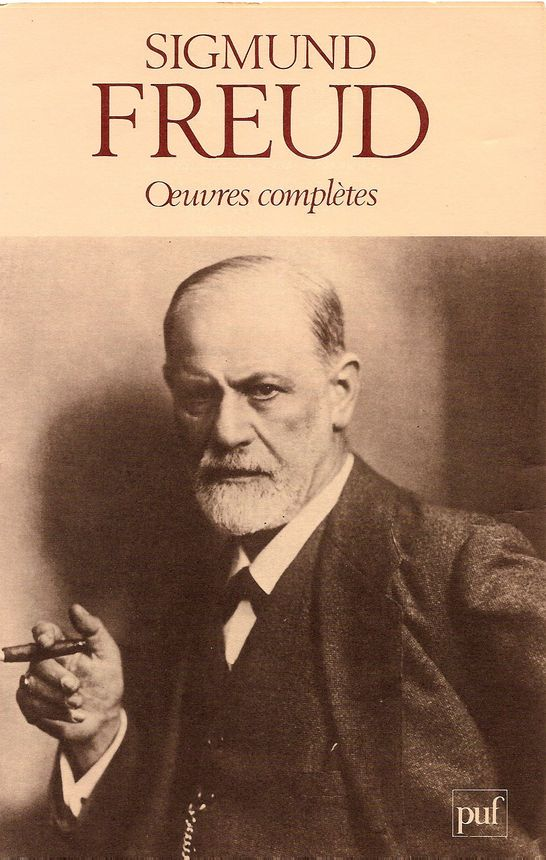 Sigmund Freud oeuvres completes photo
